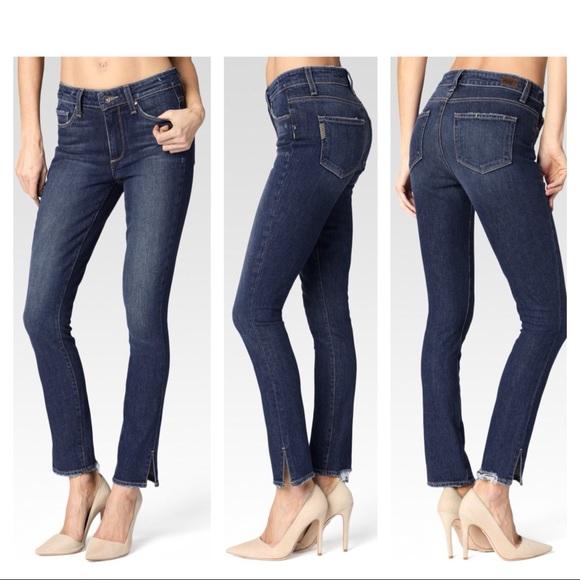 d3d1d48129d NEW Paige Hoxton Ankle Peg skinny jeans